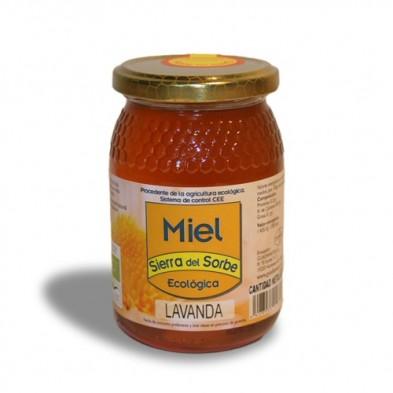 Miel ecológica de Lavanda 500 gr