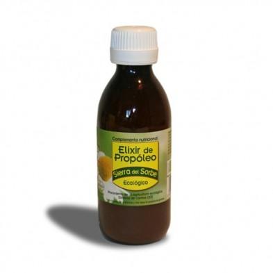 """Elixir de propóleo ecológico """"Sierra del Sorbe"""" 200 ml"""