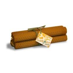 Pack de 2 velas de miel