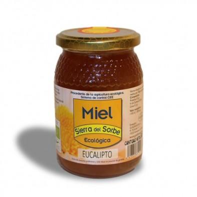 Miel ecológica de Eucalipto 500 gr