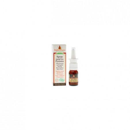 Spray nasal isotónico ecológico, 15 ml, sin alcohol