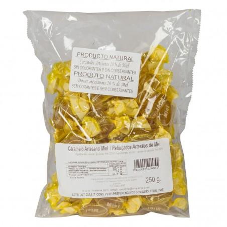 Caramelos con miel 250 gr