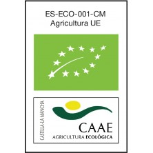 "Miel ecológica de Eucalipto ""Sierra del Sorbe""1000 gr."