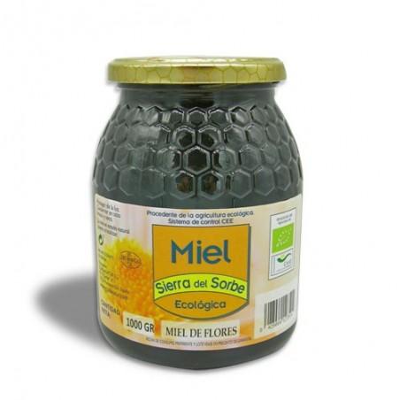 Miel de Flores ecológica 1000 gr