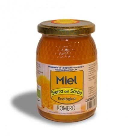 Miel ecológica de Romero 1000 gr